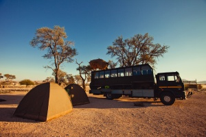 Overland Camping Tours