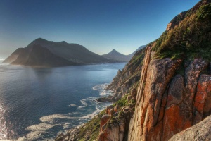 Chapmans Peak Drive by Chris Preen
